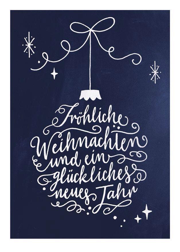 christmas chalk art blackboard weihnachtskarten. Black Bedroom Furniture Sets. Home Design Ideas