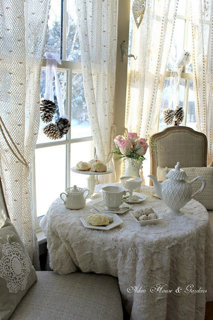 Tea Time ~ A Year in Review (Aiken House & Gardens) -