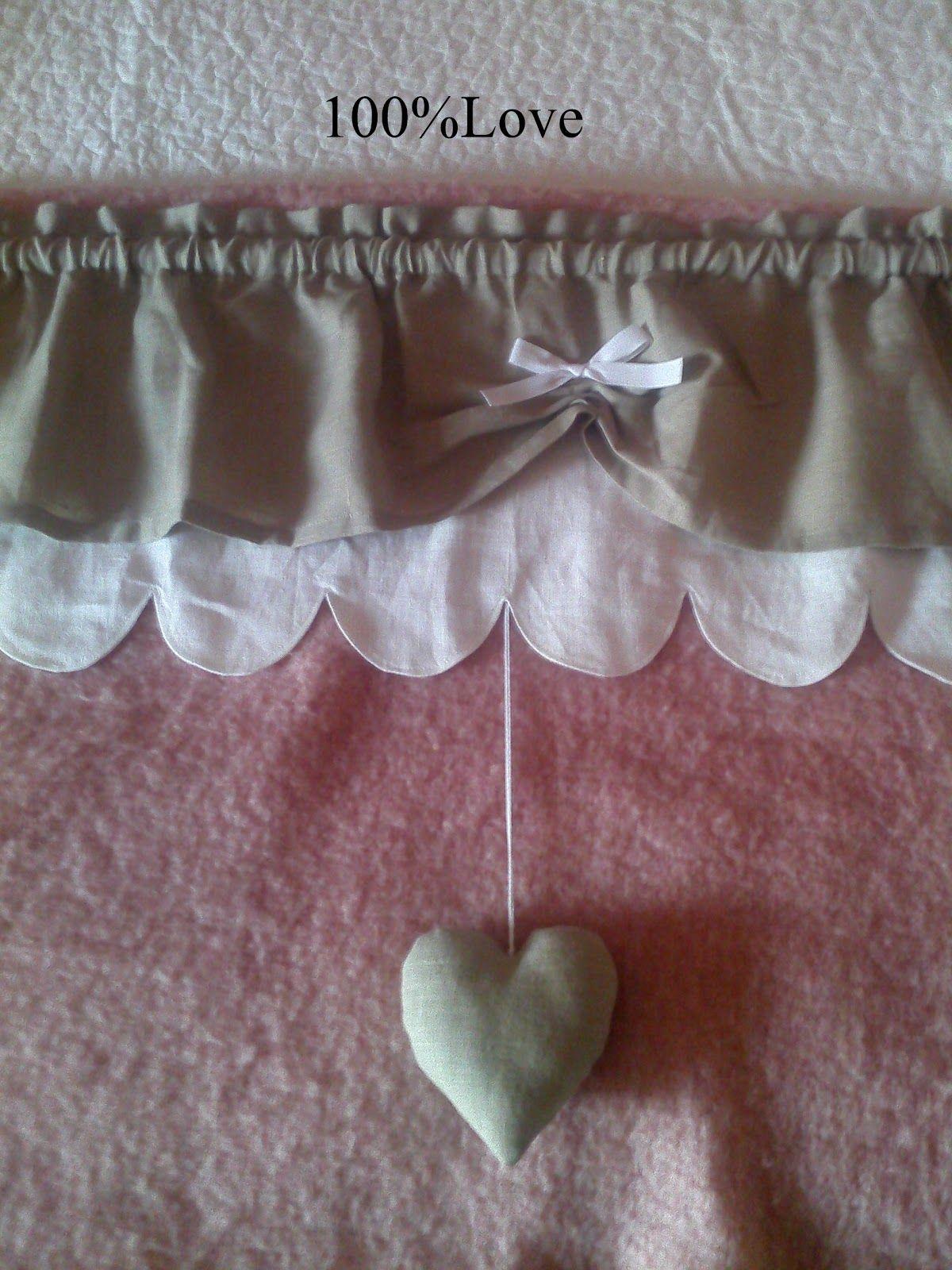 100 love tende country shabby decorazioni pinterest for Decorazioni tende