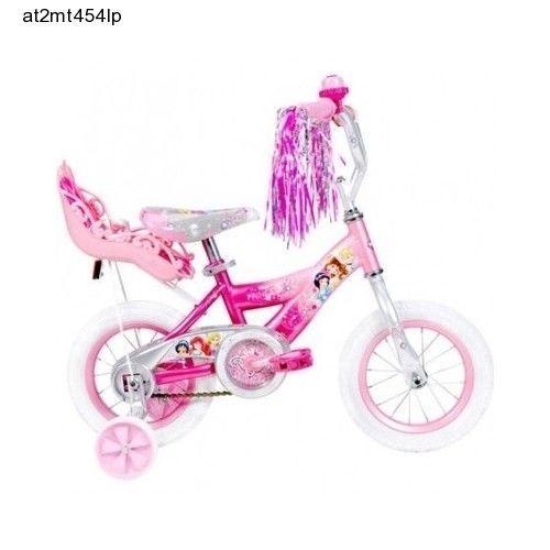 ac90a12090c Disney Princess Bike Doll Carrier Seat Bikes Bicycles Girls 12