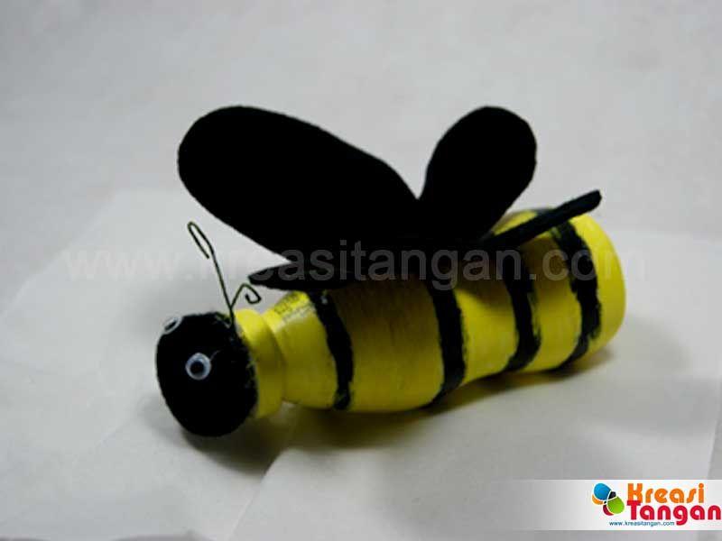 Membuat Mainan Dari Barang Bekas Dengan Gambar Mainan