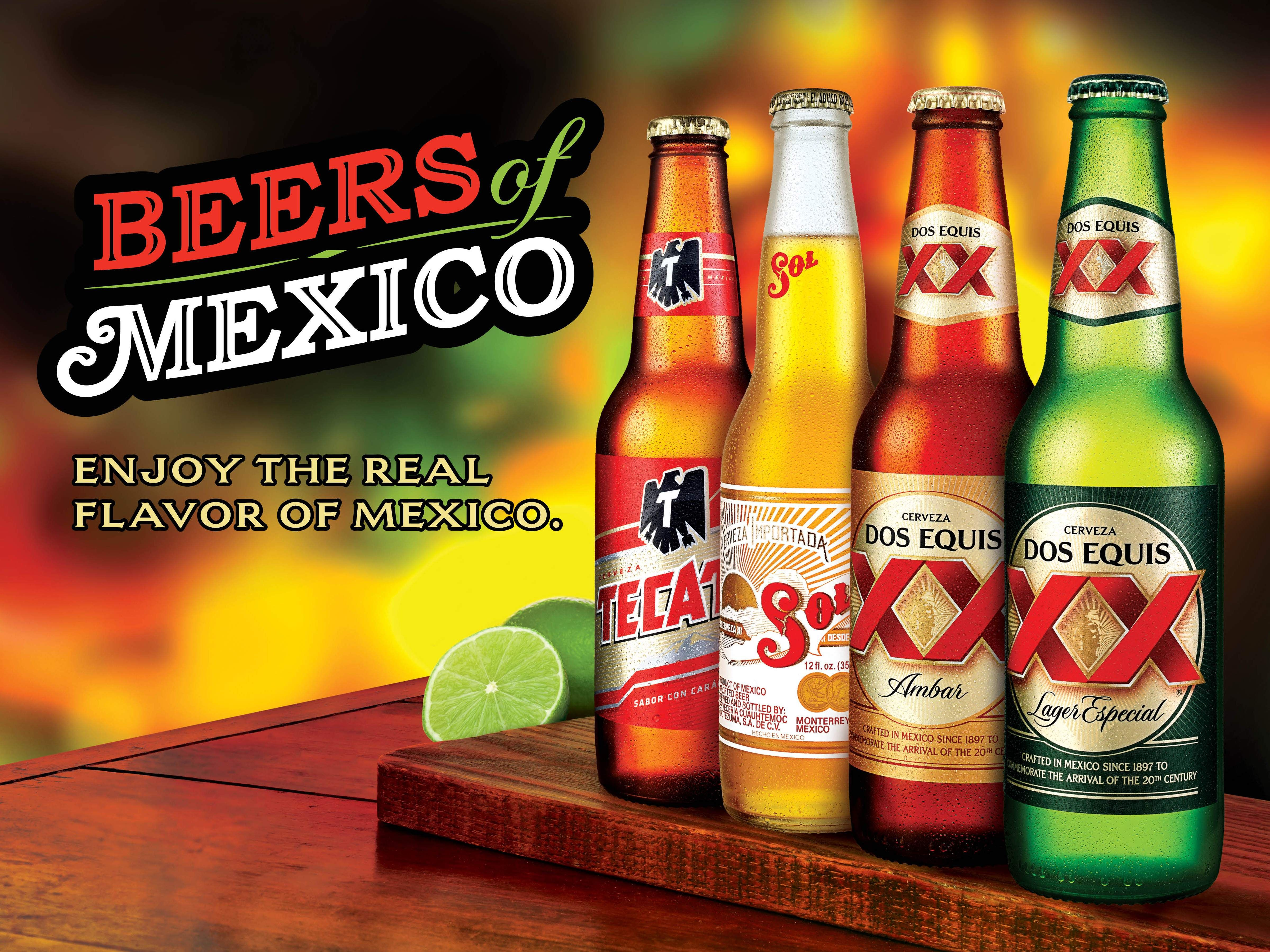 Beersofmexico Jpg 4798 3598 Cerveza Dos Cervezas Asaderos