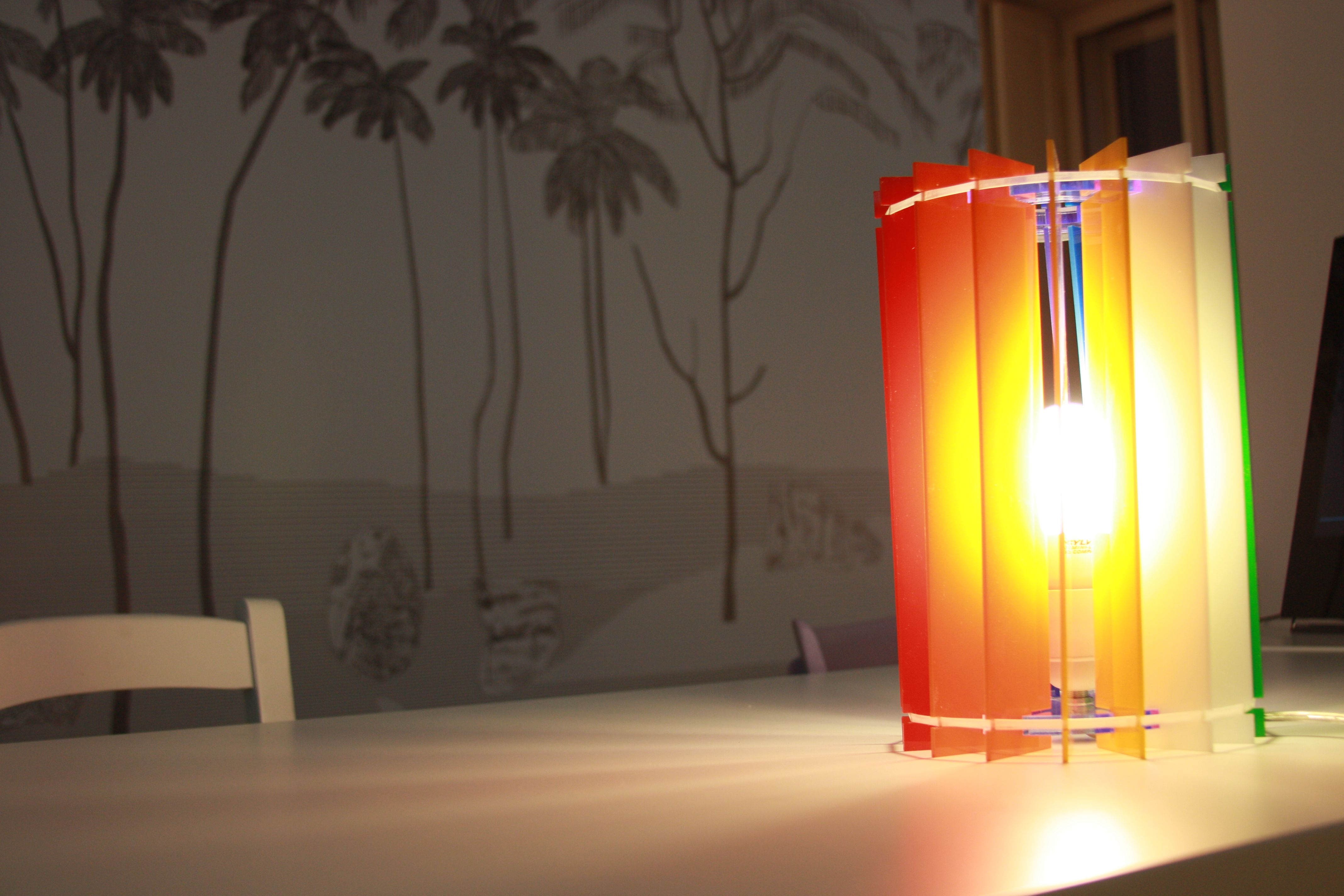 Webmobili Illuminazione ~ Lampada turbina. #design #light #lamp #designtrasparente