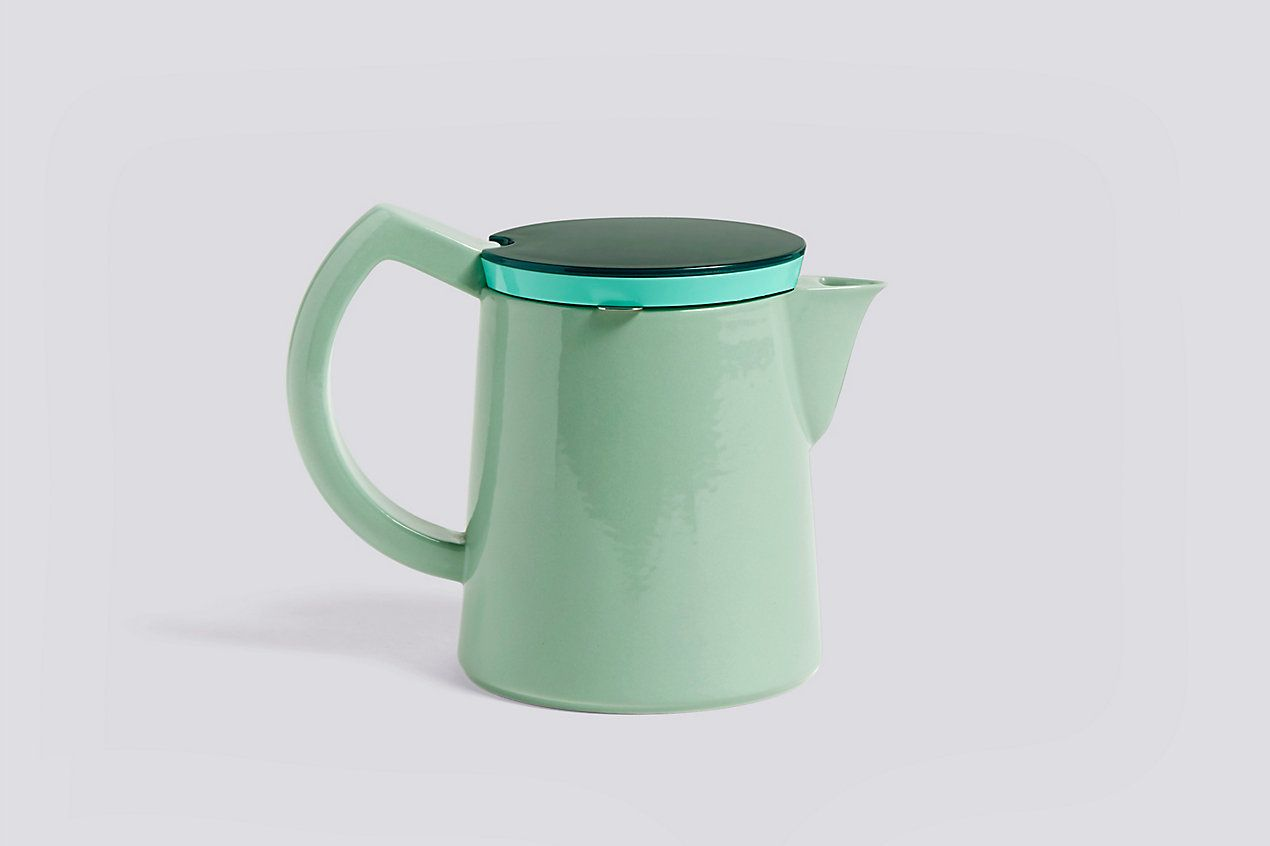 Hay coffee pot mint medium coffee pot infused coffee