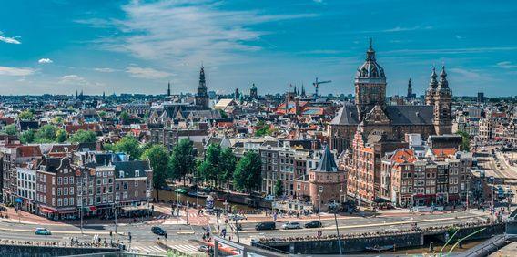 Parken Amsterdam Centrum