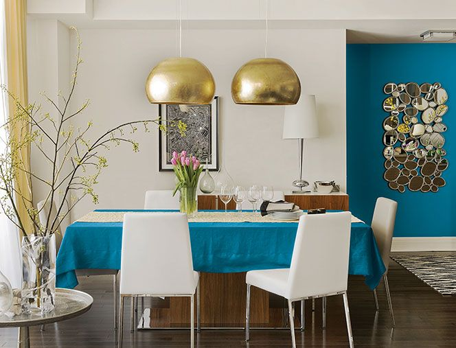 Introducing Blue Paisley 2015 Color Of The Year From PPG Voice Bold With A Bohemian Feel