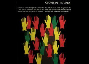 Gloves in the dark
