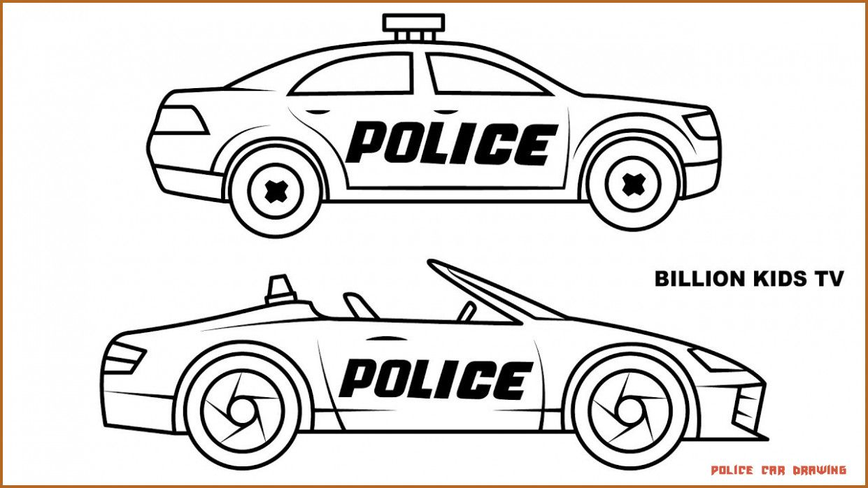 9 Mind Blowing Reasons Why Police Car Drawing Is Using This Technique For Exposure Police Car Draw Police Car Drawing Inspirational Pictures Car Drawing Kids