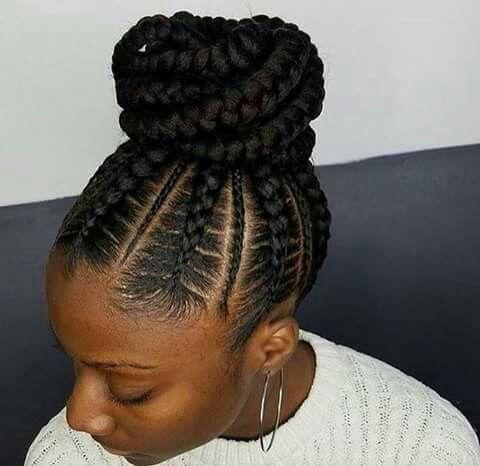 Ghana Hairstyles Pinmikela Memoirs On Braids  Pinterest  Ghana Braids