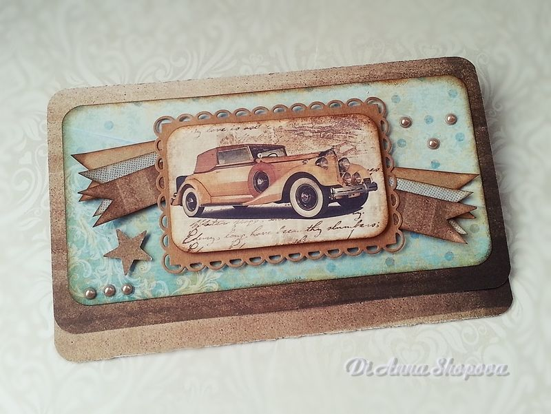 Handmade birthday card male vintage car moneyvouchergift card handmade birthday card male vintage car moneyvouchergift card envelopewallet bookmarktalkfo Image collections