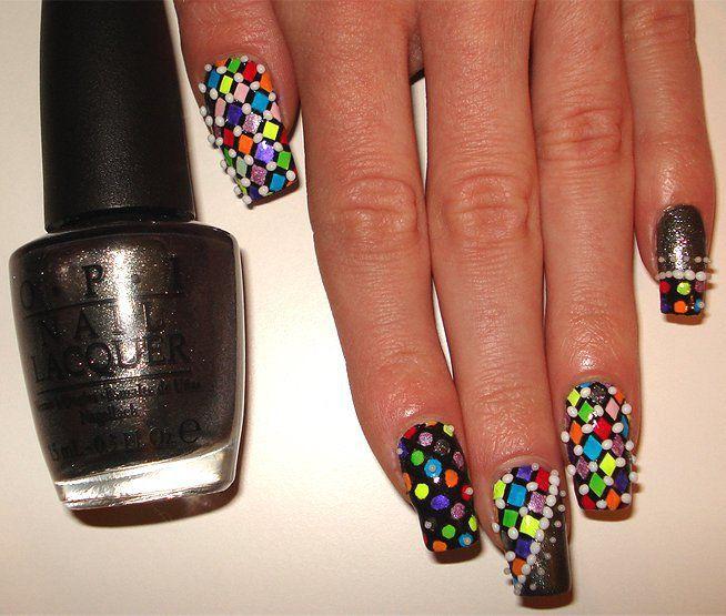 Katy Perry Nails   Nail Art   Pinterest   Katy perry, Celebrity ...