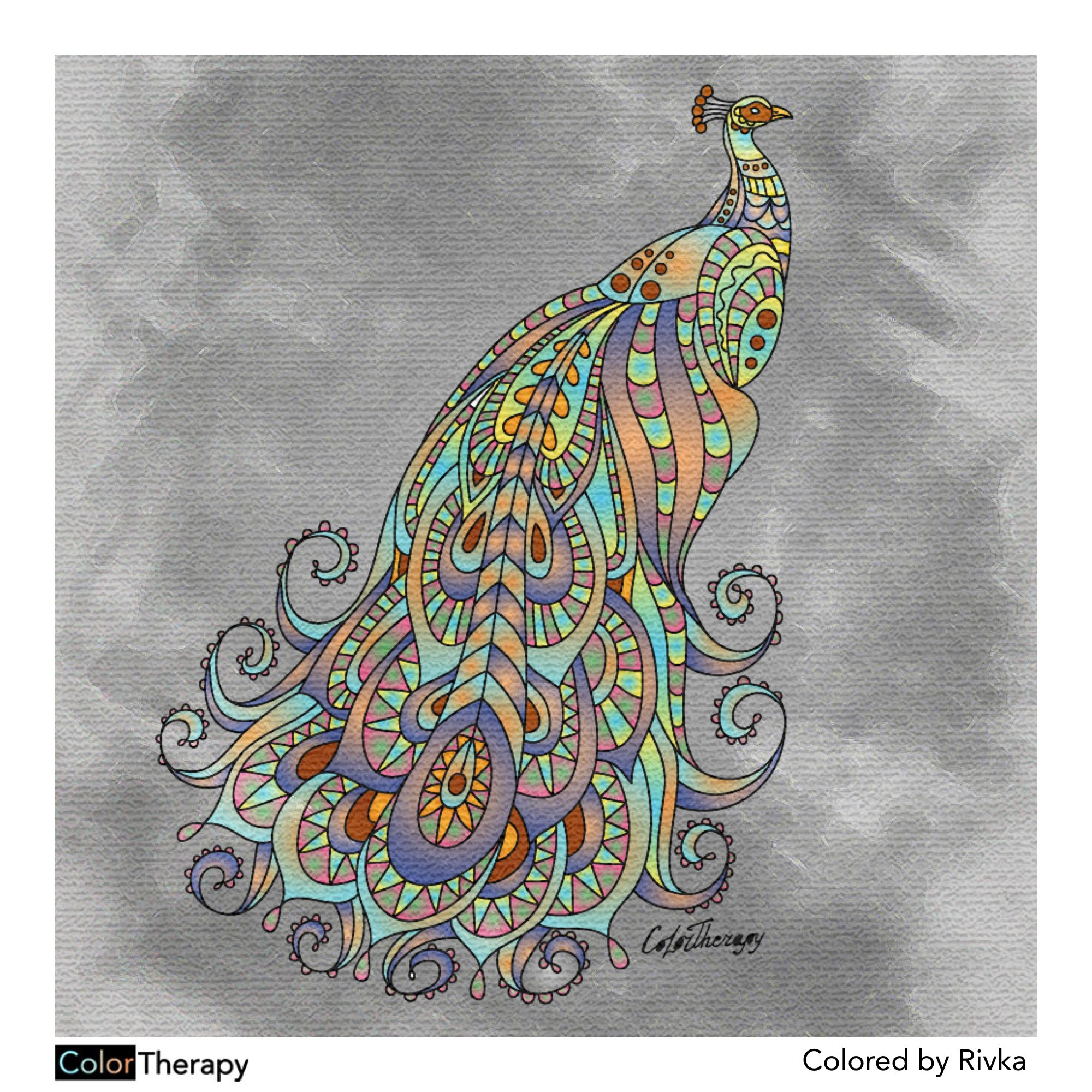 Art color therapy - I Colored This Myself Using Color Therapy App It Was So Fun And Relaxing Therapyartworkappcolors