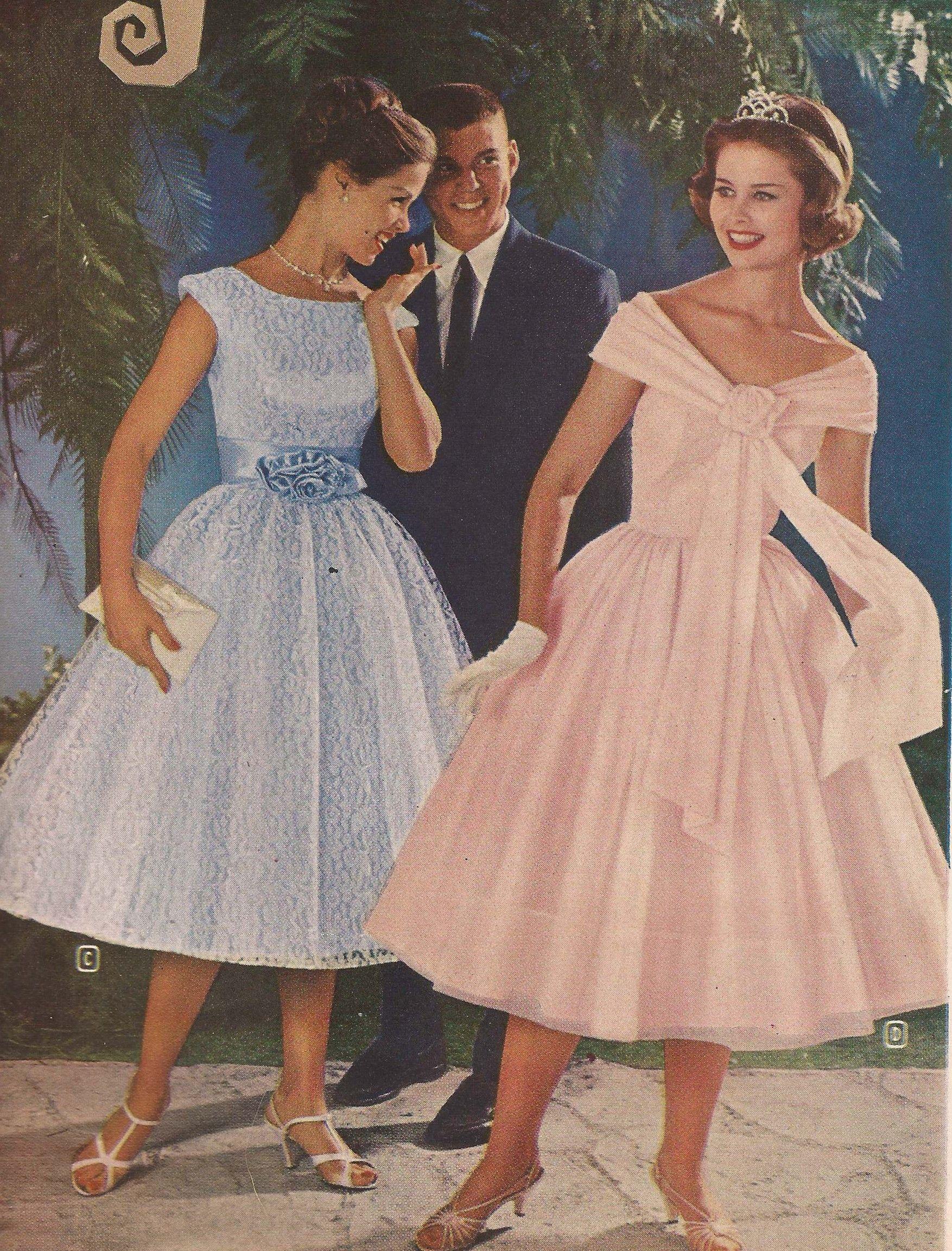 1960 Party Dresses Fashion Vintage Dresses Dresses [ 2305 x 1754 Pixel ]