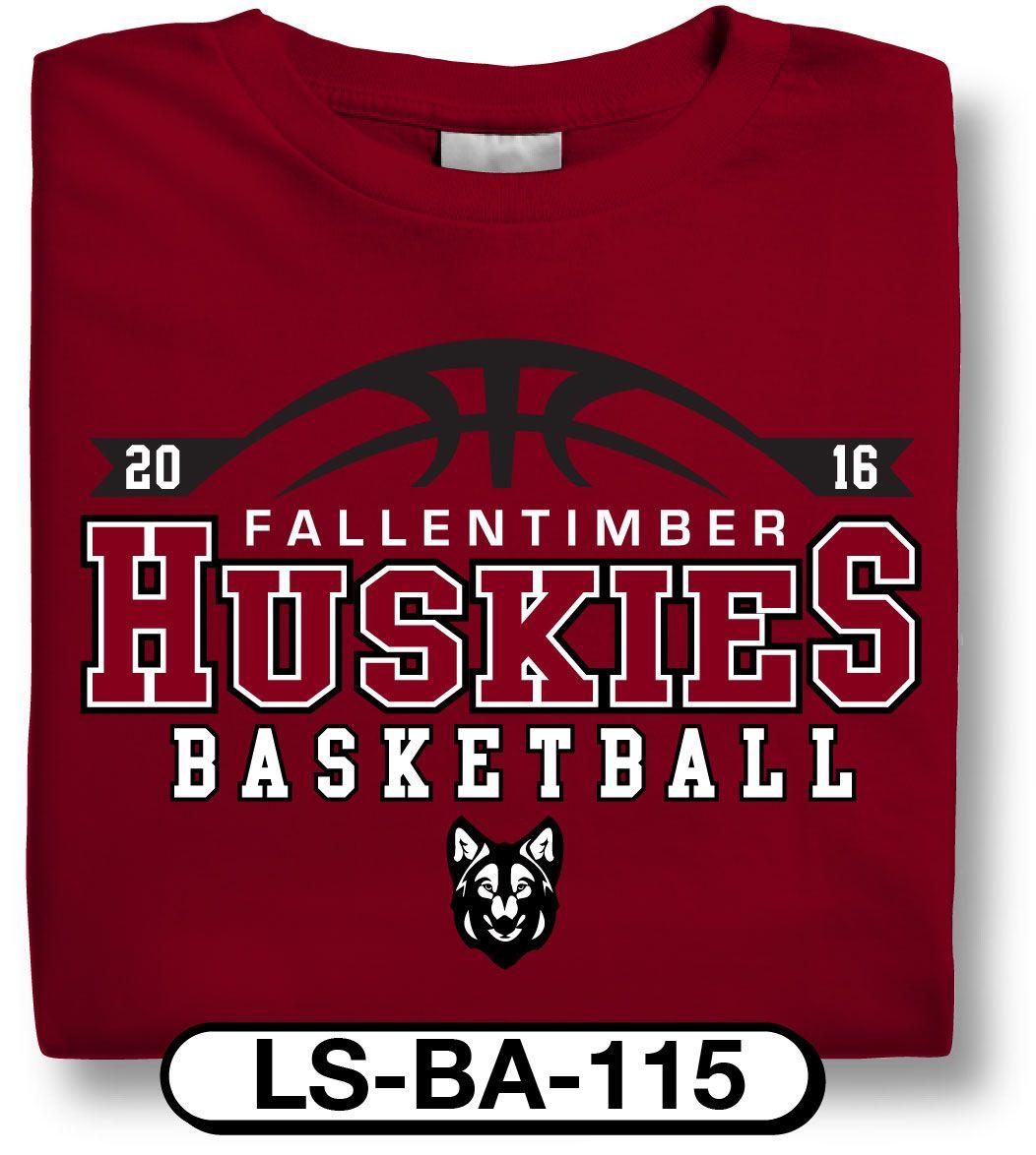 Design Custom Basketball T-Shirts Online by Spiritwear ...