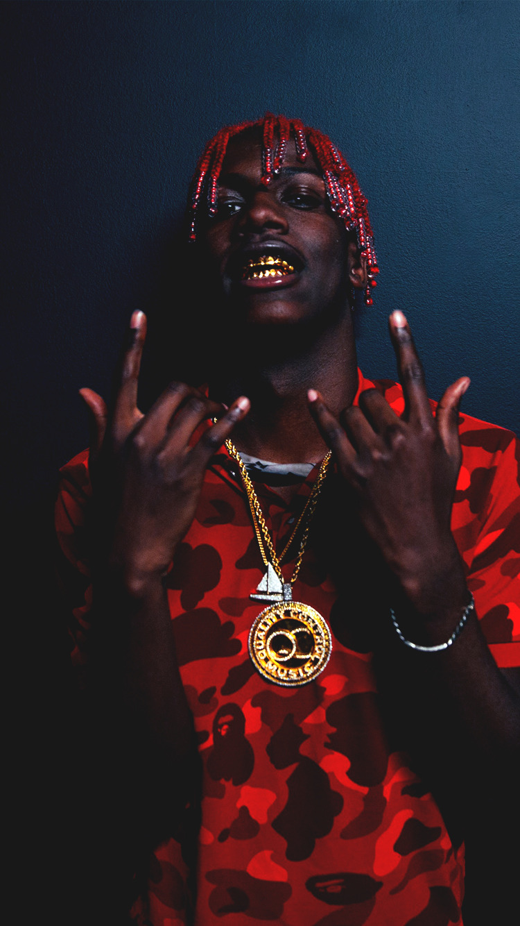 Lil Yachty Hypescreens Instagram Hypescreens Rapper Wallpaper Iphone Lil Yatchy Red Aesthetic