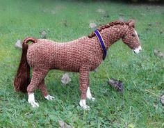 Stablemates Show Pony pattern by Jan McKinnon #horsepattern