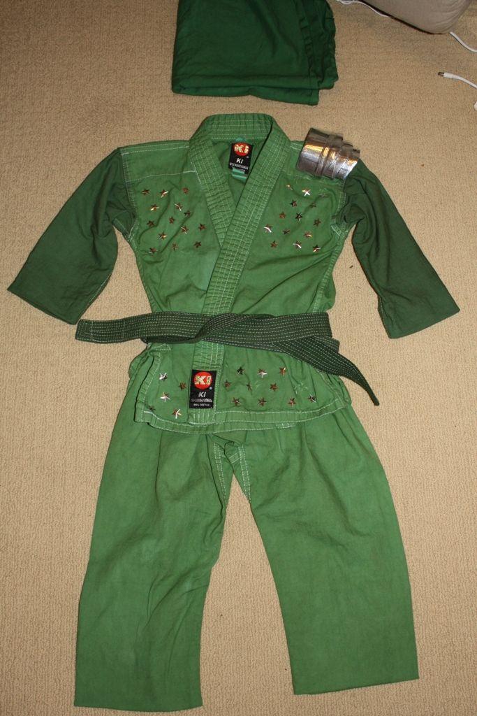 Très Child's Costume: Kai from Ninjago - Page 2 | Costume Ideas  FI66