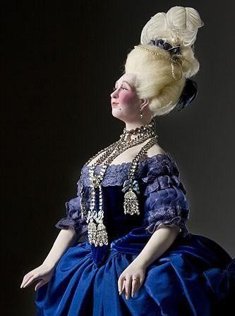Jeanne De Valois Saint Remy Comtesse De La Motte Mode Rococo Portrait Lady