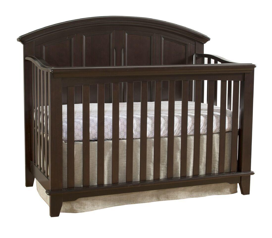 Jonesport 4-in-1 Convertible Crib   Cribs, Convertible ...