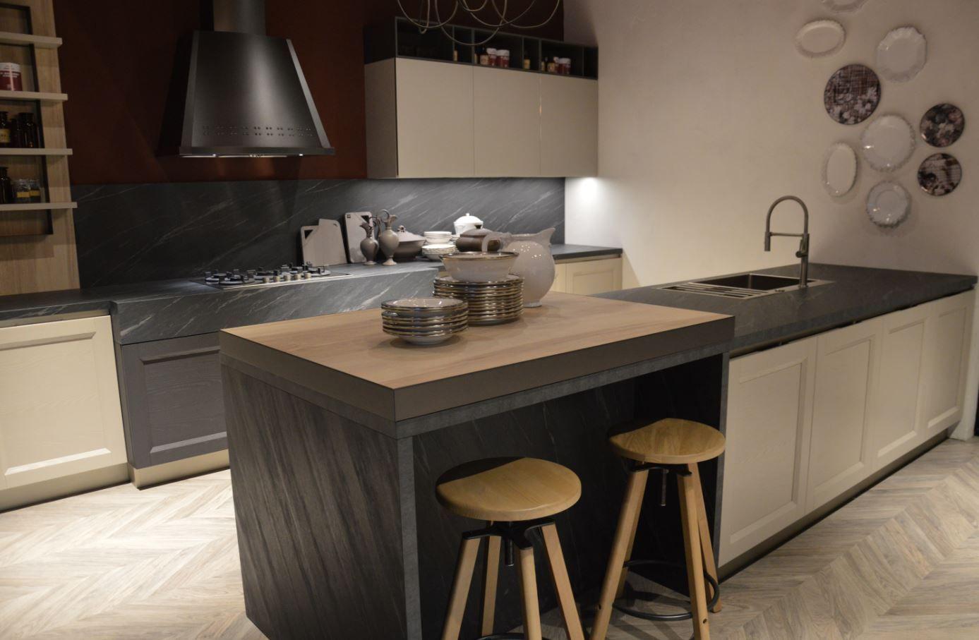 Tavolo Calypso Veneta Cucine.Kitchen Design By Stosa Cucine Material Hpl By Arpa