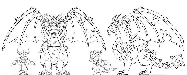 Dragon City Coloring Pages Di 2020