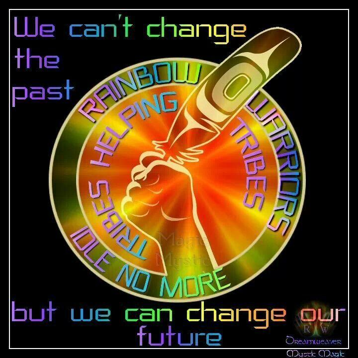 Native American Rainbow Warriors: Native American Artwork, Native