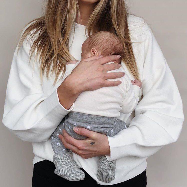 Blonde Mommy