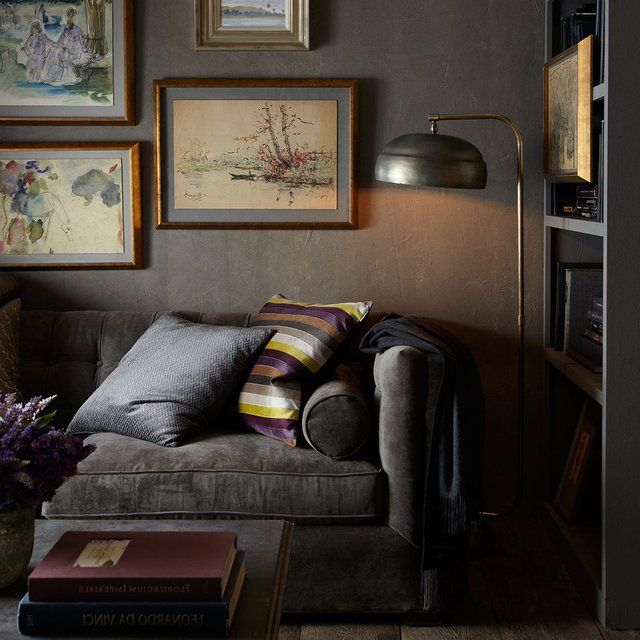 Gunmetal steam punk floor lamp by jamie young floor lamp dark gunmetal steam punk floor lamp by jamie young home lamp metal aloadofball Image collections
