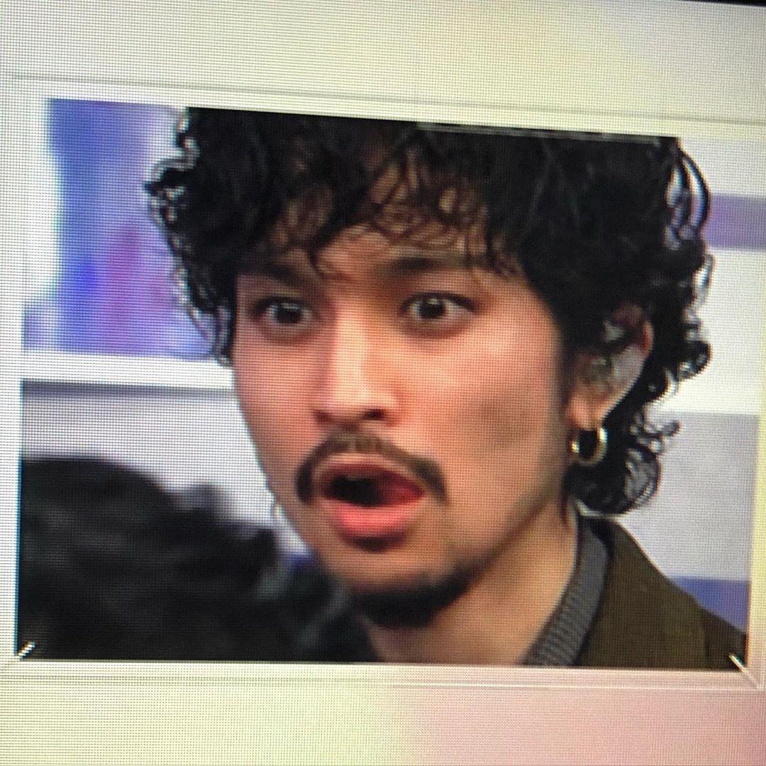 ピアス 常田大希