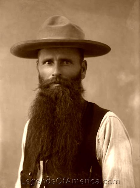 Doc Middleton, outlaw horse thief