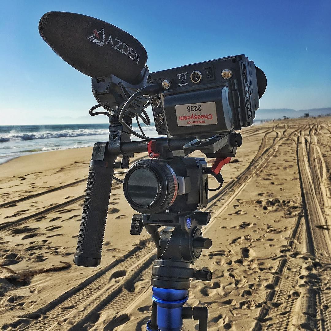 blackmagicdesign_news #MicroCinema Camera hangin' at the