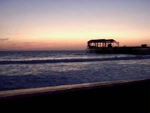 Playas De Guatemala En El Océano Pacífico Champerico Retalhuleu