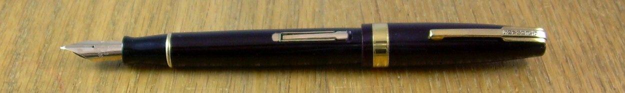 Waterman Medalist fountain pen, c. 1945 - c. 1952