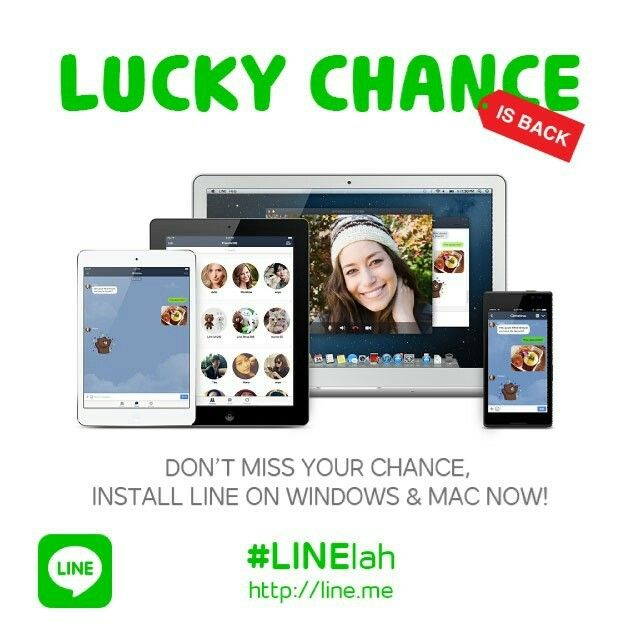 """ Join me on LINE and win iPhone 6 now! LINELAH http"
