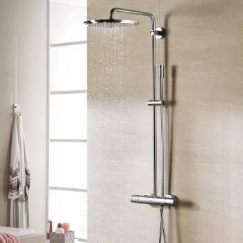 Grohe Rainshower 310 Duschsystem mit Thermostatbatterie