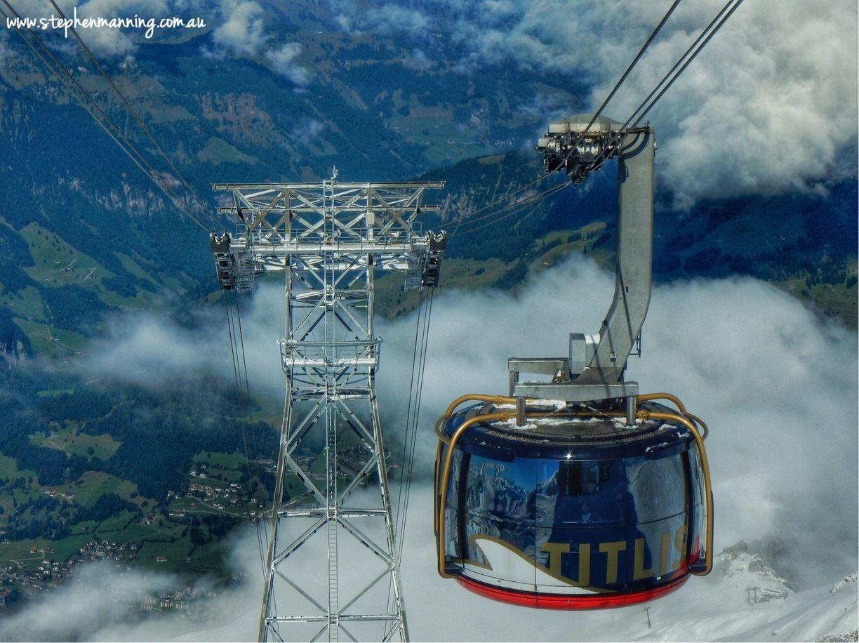 Titlis Sport Engelberg Switzerland By Midlife Nomads
