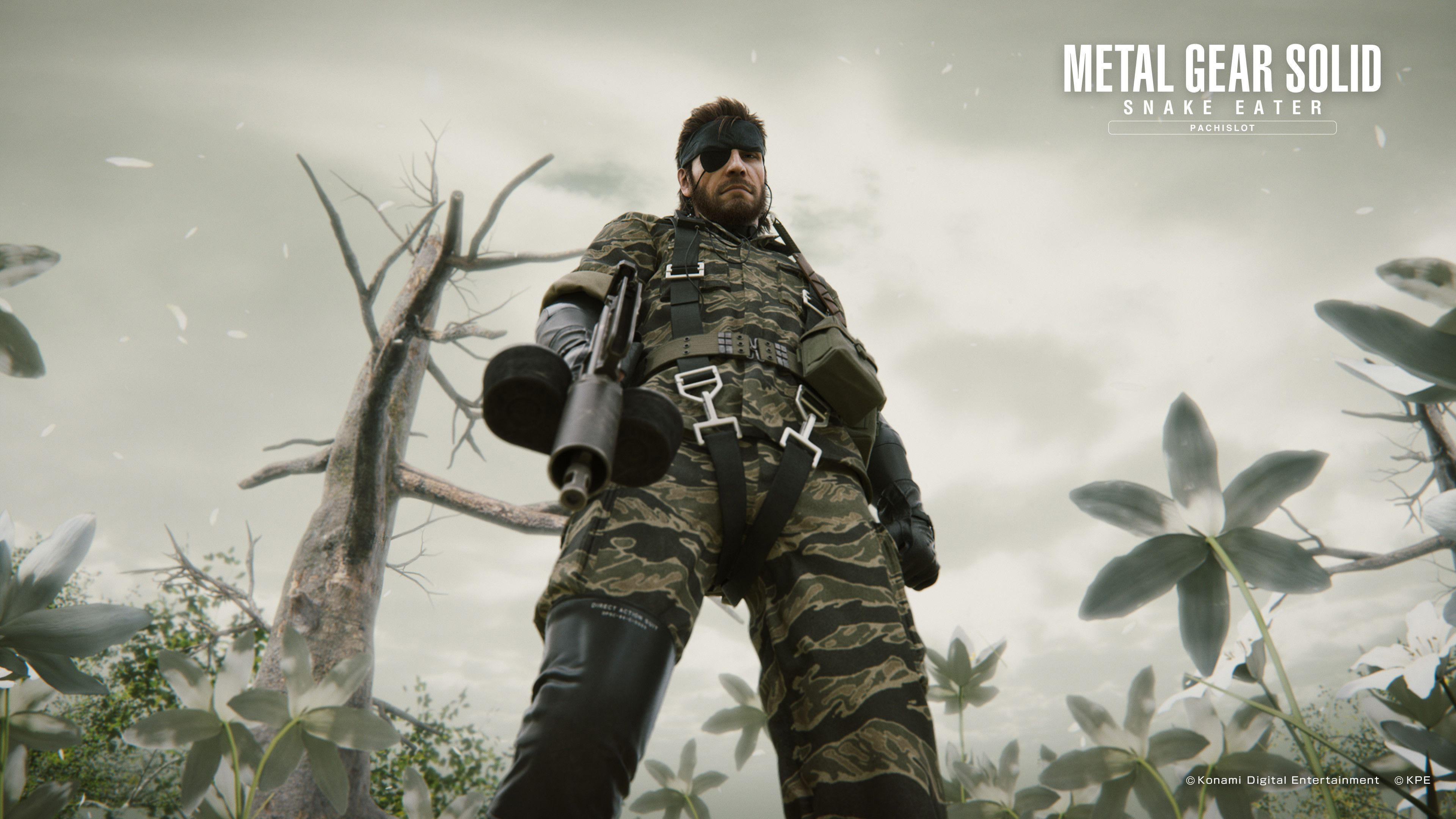 Big Boss Mgs Wallpapers Big Boss Metal Gear