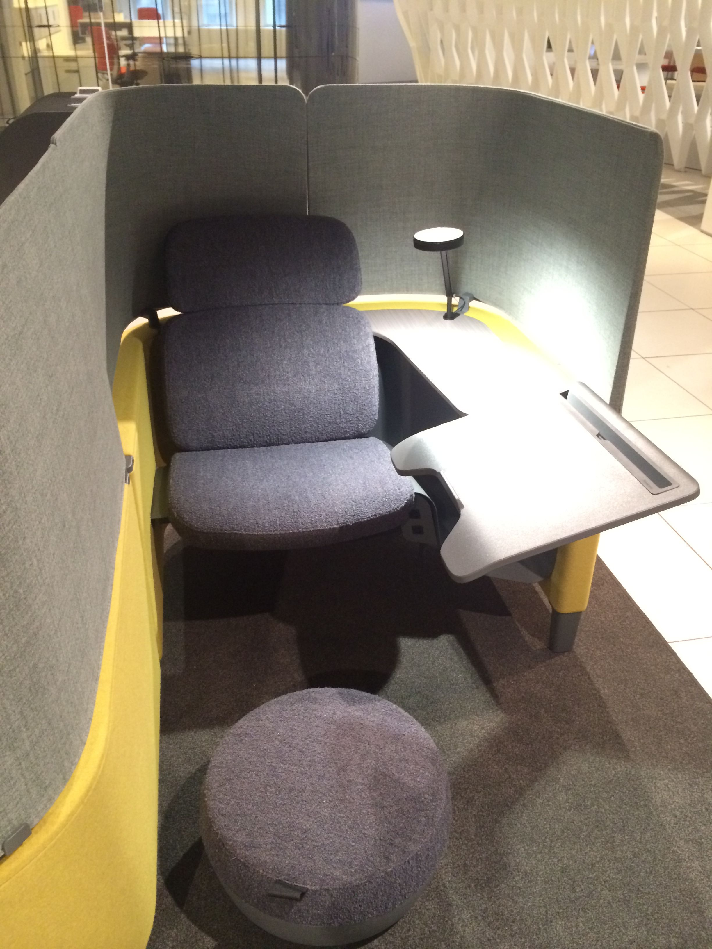 The Brody Lounge From Steelcase Was A Big Hit A New