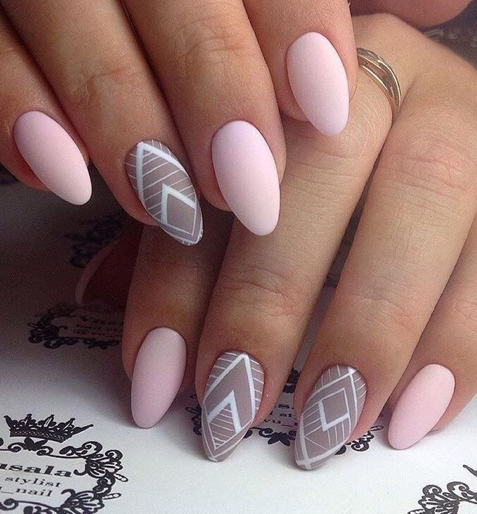 58 Eye Catching Winter Nail Art Design Ideas | Winter nail art ...