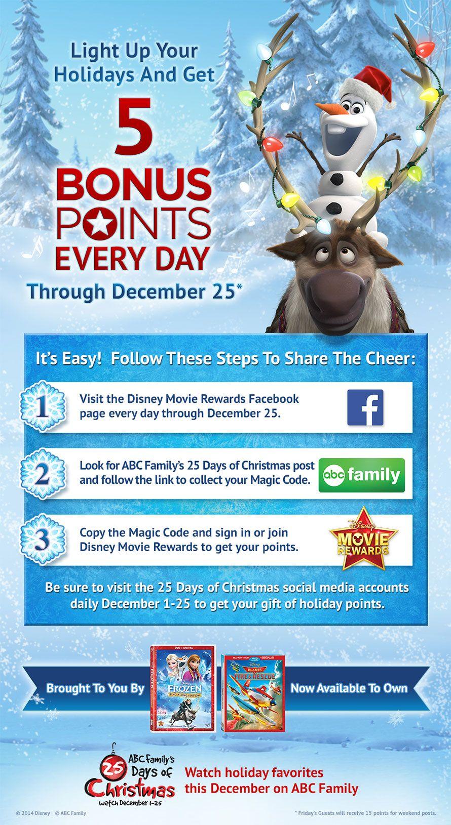 Detailspage8901417646651739 Jpg 25 Days Of Christmas Disney Rewards