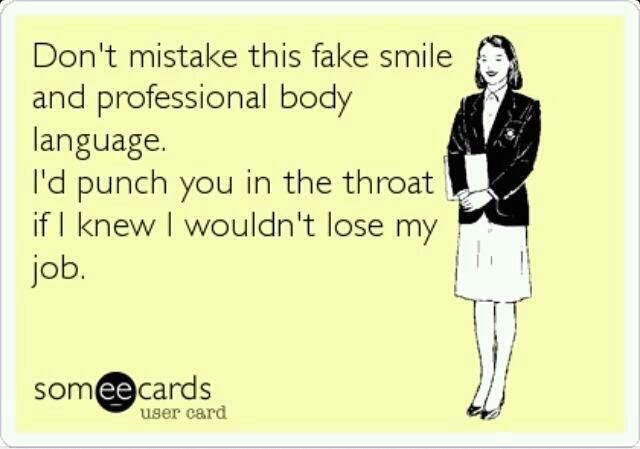 Everyone In The Service Industry Has One Of These Moments Funny Nurse Quotes Nurse Quotes Ecards Funny