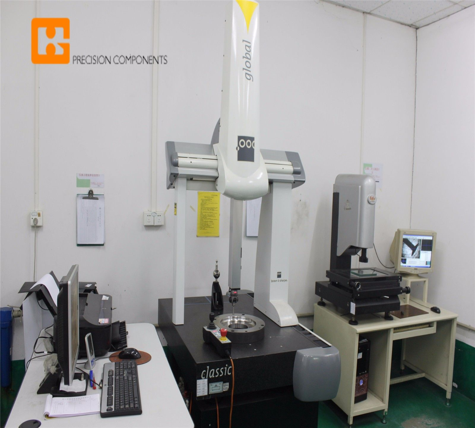 We are a professional manufacturer of precision components