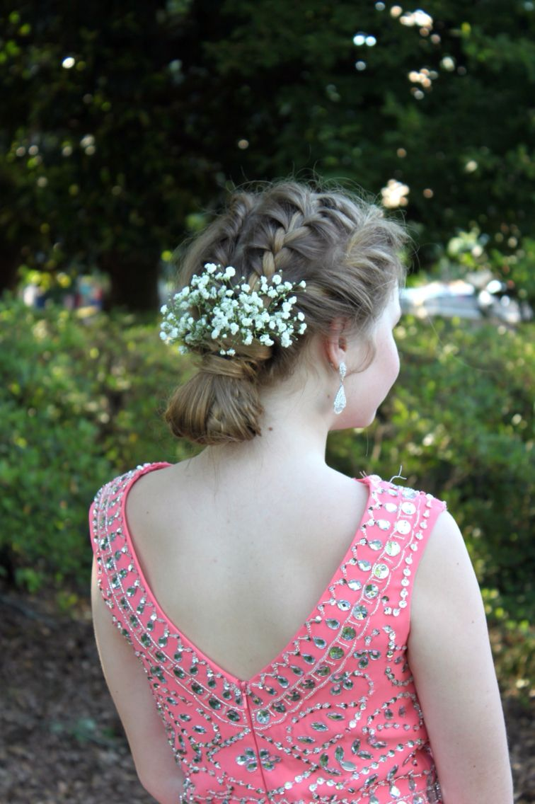 Special Event Hair- my Spring Formal Hair! | Formal hairstyles, Hair beauty:__cat__, Hair