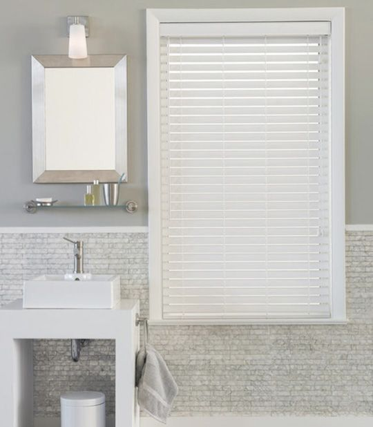 8 Solutions For Bathroom Windows Window Treatments Gray And Bathroom Blinds