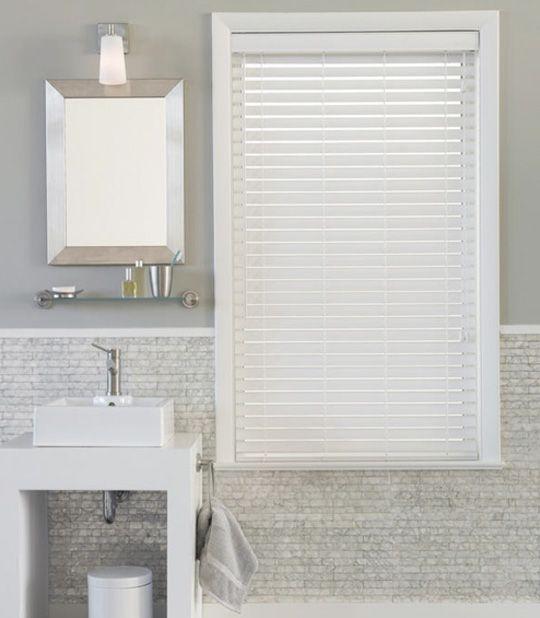 8 solutions for bathroom windows window treatments gray