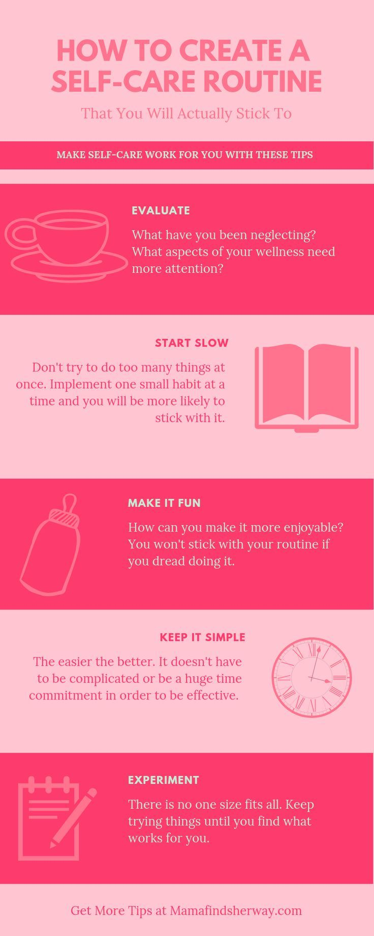 How To Create A SelfCare Routine That Works For You