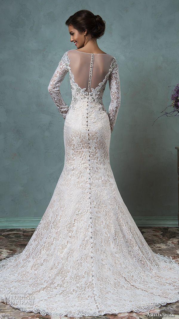 Amelia Sposa 2016 Wedding Dresses Volume 2 Formals Pinterest