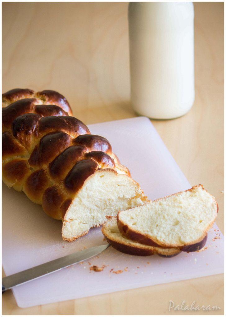 Challah ~ Six Strand Braided Bread