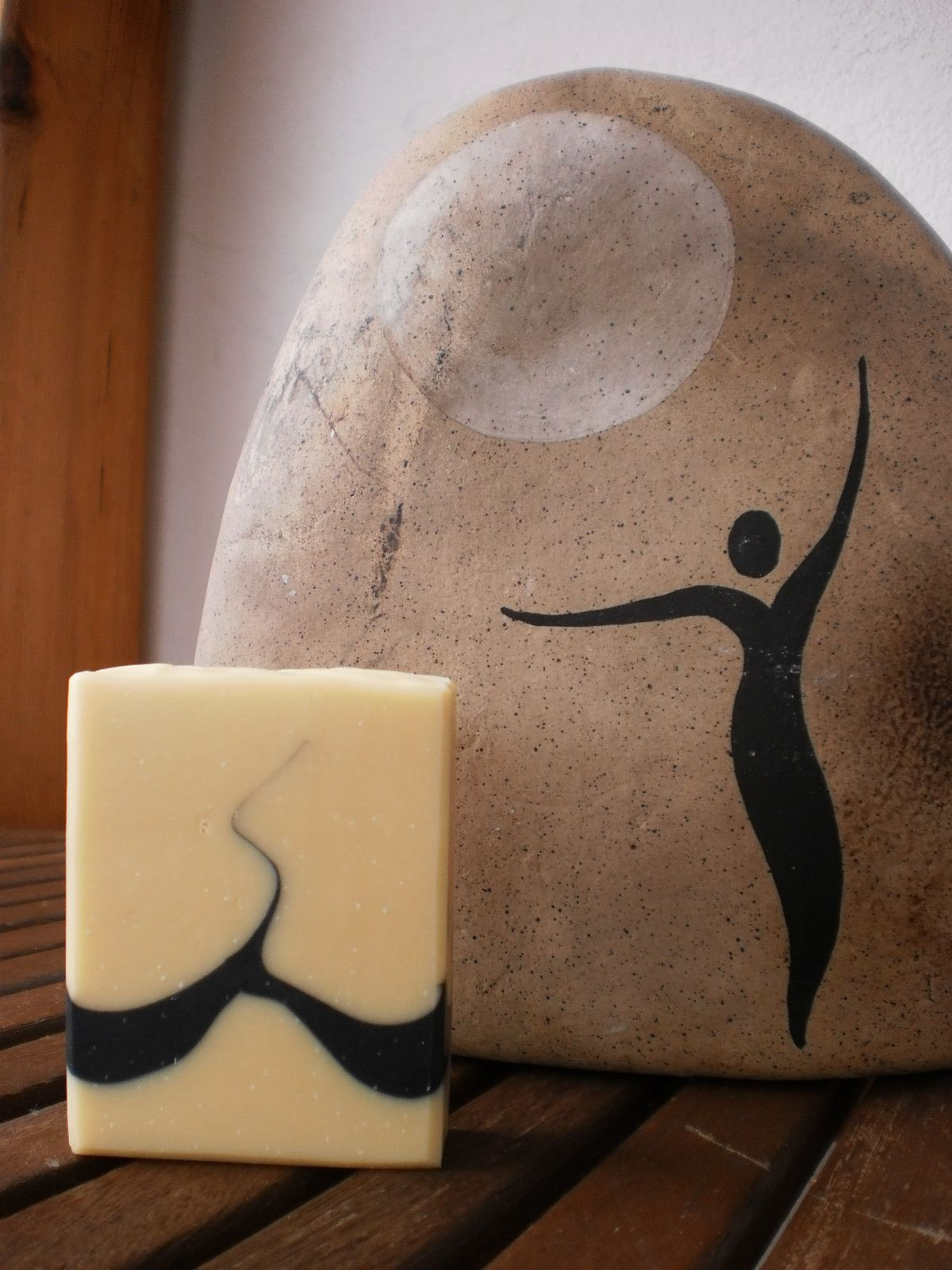 handmade soap - Zen - The path