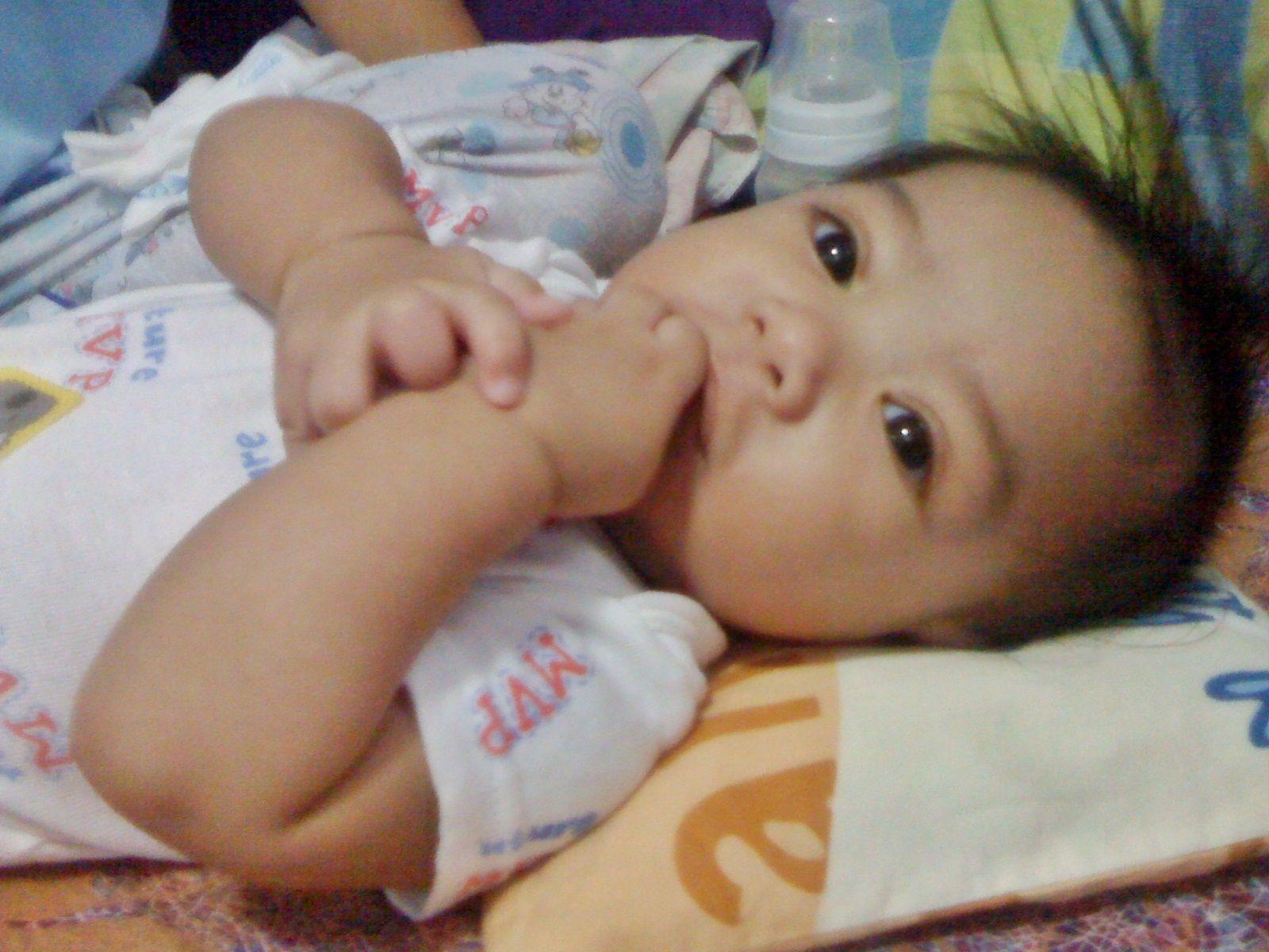 My Little Babuu! :)